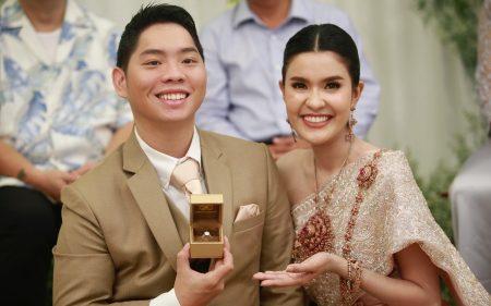 งานแต่งงาน เปาวลี เอิร์ธ