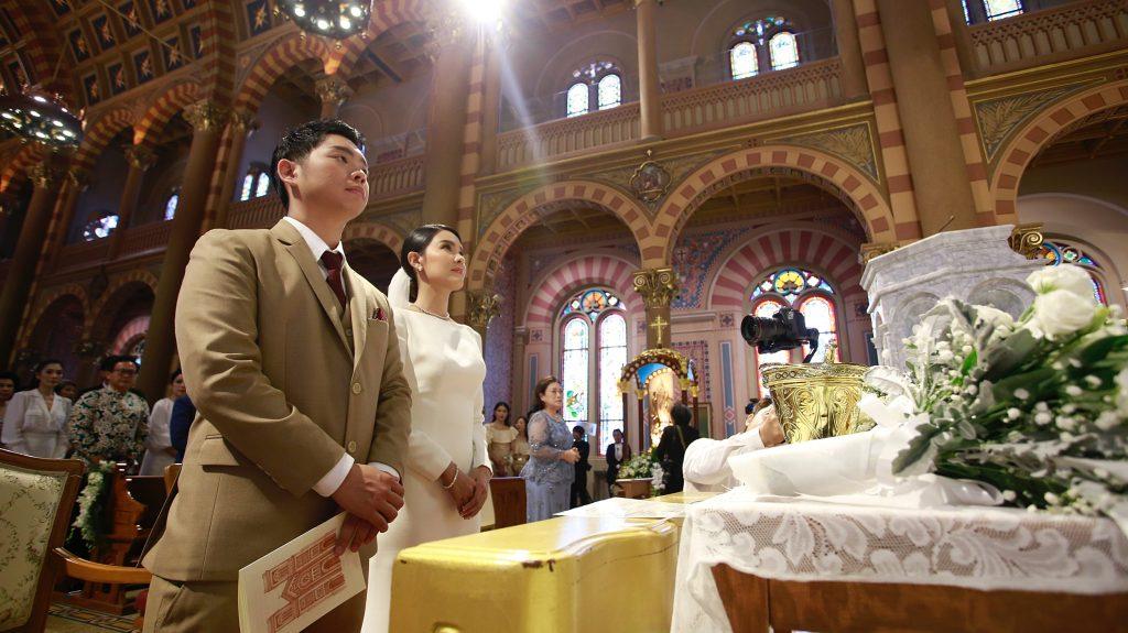 เปาวีลีแต่งงาน