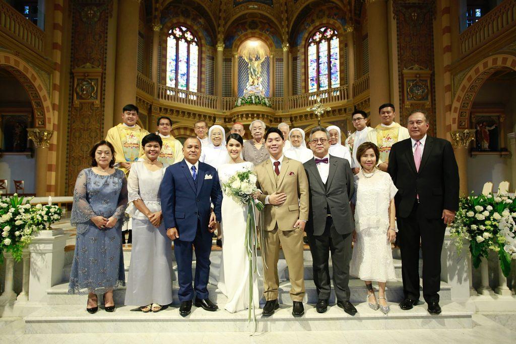 เปาวลี เอิร์ธ แต่งงาน