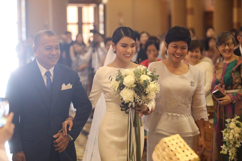 เปาวลีแต่งงาน