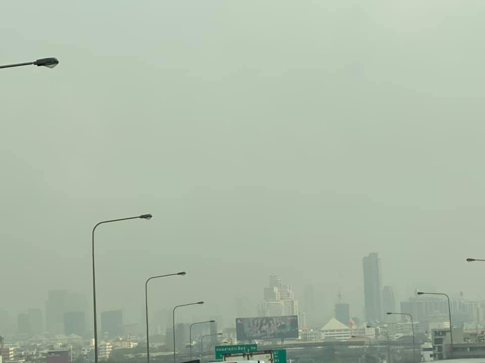 ฝุ่นละออง PM 2.5