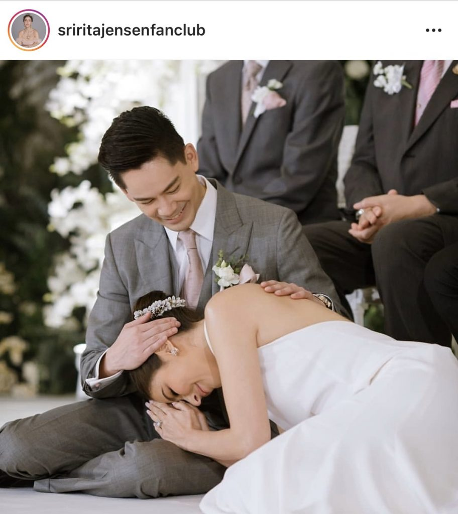 กรณ์ ริต้า แต่งงาน