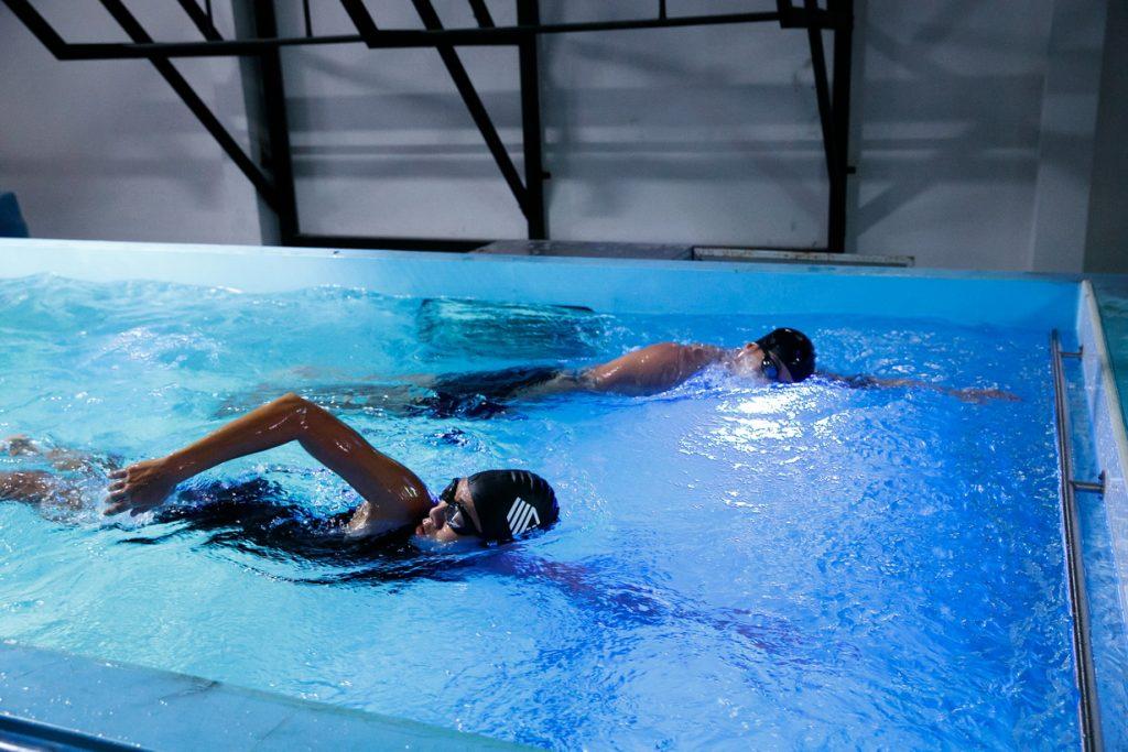 โตโน่ ภาคิน ทุ่มซ้อมว่ายน้ำ 6